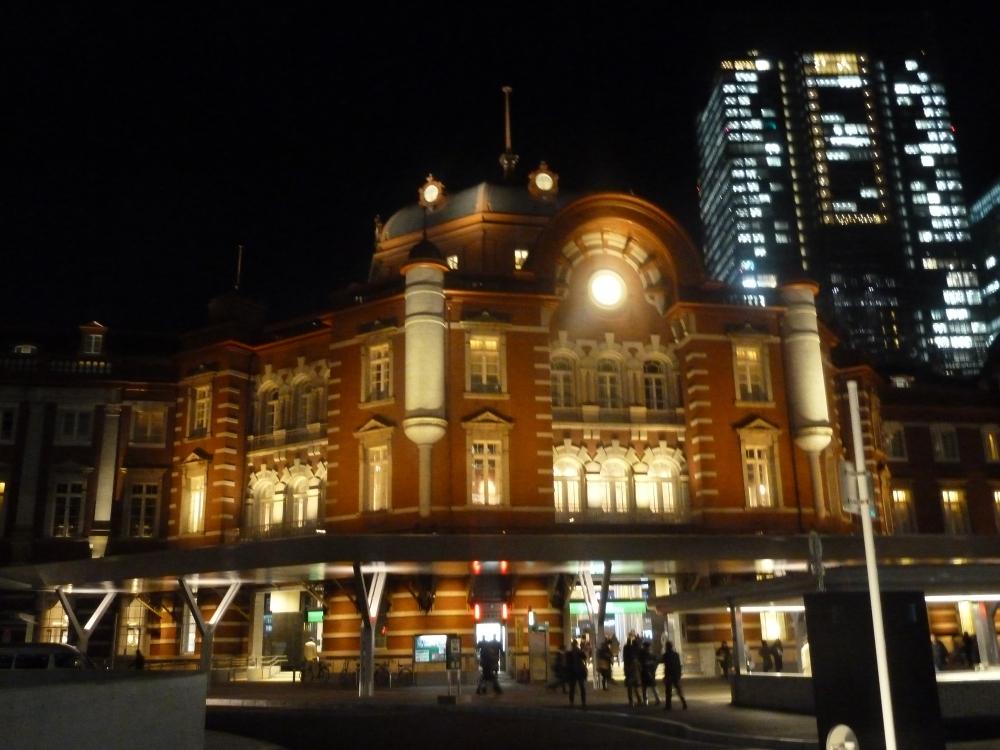 東京車站  2012/12/13 (2/6)