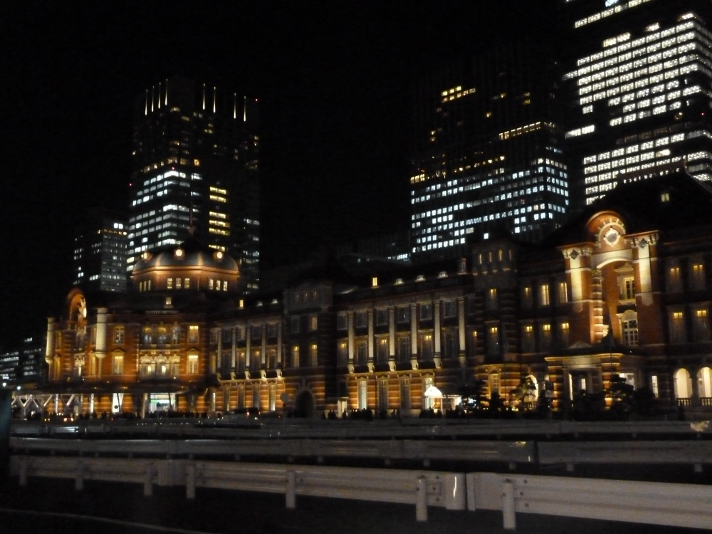 東京車站  2012/12/13 (1/6)