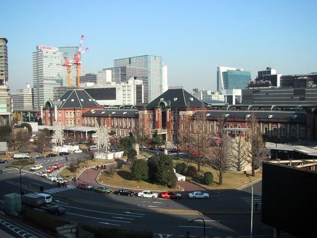 Tokyo_Station_Marunouchi_side