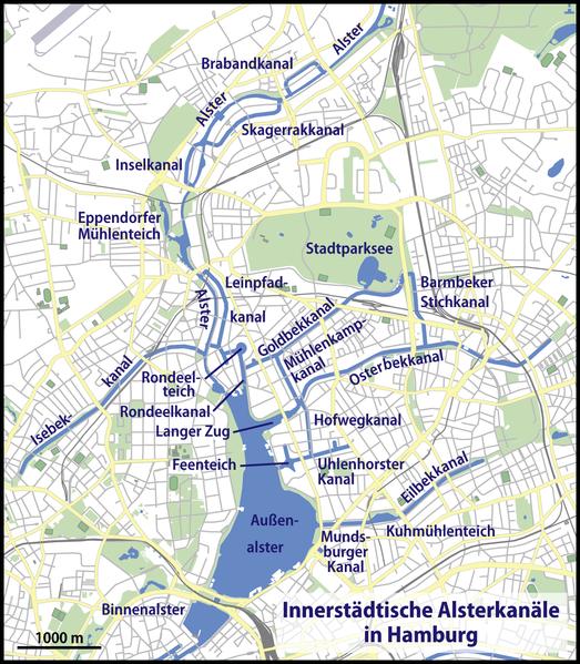 osterbek canal