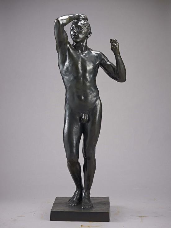 羅丹與亨利摩爾雕塑展