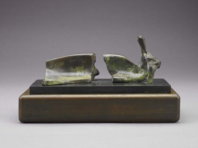 羅丹與亨利摩爾雕塑展1