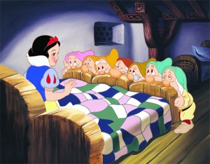 Snow White and the Seven Dwarfs movie image